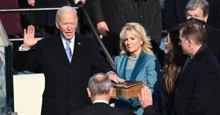 """Biden, Beyaz Saray'a giden yolda """"kara para"""" ile desteklendi"""