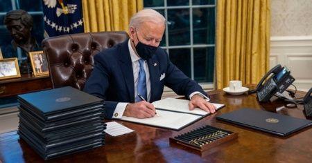"""Biden, """"ırk eşitliği"""" temasıyla 4 ayrı kararnameye imza attı"""