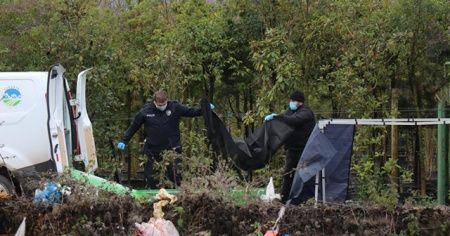 Çantalardaki parçalanmış ceset olayında 'perde parmak' detayı