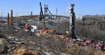 Çin'de madencileri kurtarma çalışmaları 9'uncu gününde