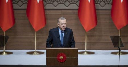 Cumhurbaşkanı Erdoğan: Dünyada 3'üncü ülke konumundayız