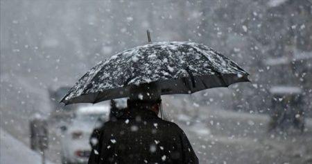 Dikkat! Meteoroloji'den o illere kar uyarısı