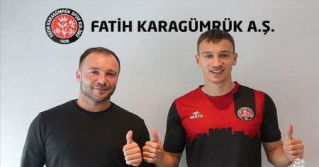 Fatih Karagümrük'ten transfer