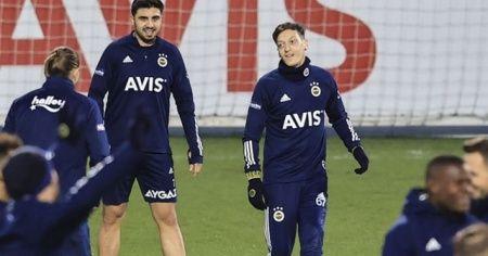 Fenerbahçe'de bir dünya yıldızı: Mesut Özil