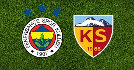 Fenerbahçe Kayserispor maçı canlı izle! FB Kayseri maçını şifresiz veren kanallar var mı? Mesut ilk 11'de mi?
