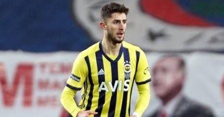 Fenerbahçe'nin genç futbolcusu İsmail Yüksek ilk kez sahada