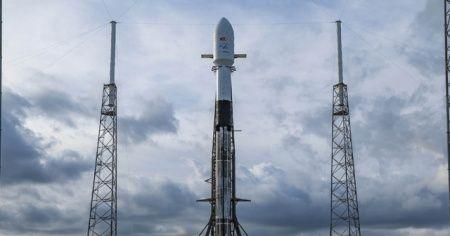 Geri sayım başladı: SpaceX'ten Türksat 5A paylaşımı