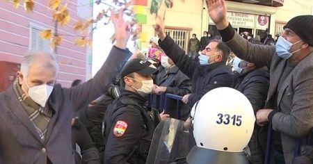 HDP'li vekilden provokatif hareket