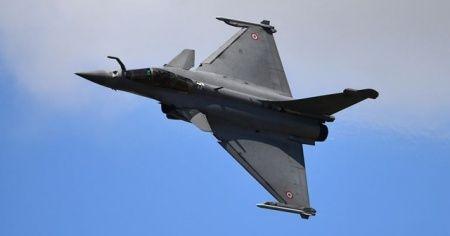 Hindistan ve Fransa ortak hava tatbikatına başlıyor