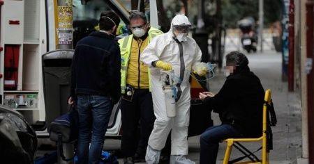 İspanya'da hastanelerdeki doluluk oranı en üst seviyeye ulaştı
