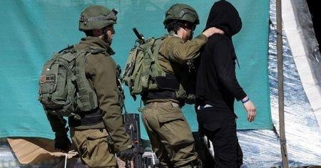 İsrail güçleri Kudüs'te 18 Filistinliyi gözaltına aldı