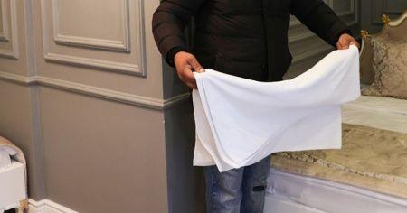 İstanbul'da evsiz vatandaşlar otellerde misafir ediliyor