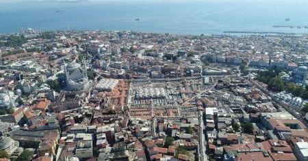 """İstanbul'da iki ilçe için """"ikamet izin başvuruları"""" sınırlandırıldı"""