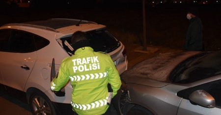 İzmir'de bir günde 2 zincirleme kaza