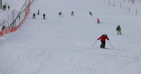Kar kalınlığı 1 metreyi geçti
