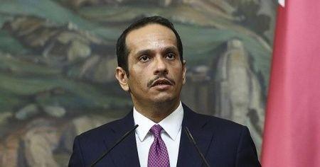 """Katar'dan Körfez ülkelerine """"İran ile diyalog"""" çağrısı"""