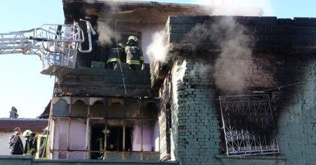 Konya'da feci yangın! Anne hayatını kaybetti, çocuğu ağır yaralı
