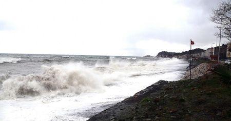 Meteoroloji'den kuvvetli rüzgar ve fırtına uyarısı