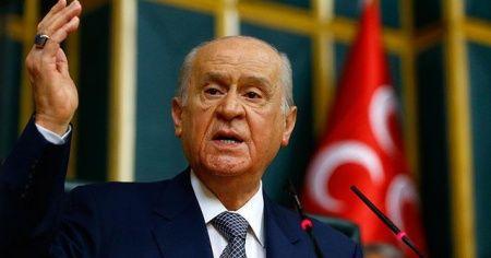 MHP lideri Bahçeli: Gündemimizde erken seçim yok