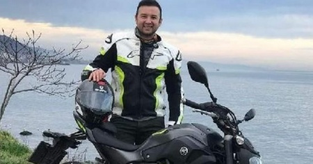 Motosikleti ile bir önceki gün hız denemesi yaptı, ertesi gün öldü