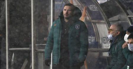 Okan Buruk, maçın hakemi Alper Ulusoy'a tepki gösterdi