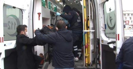 Otelin 8. katından düşerek ölen kızın cenazesi adli tıpa kaldırıldı