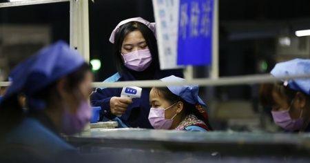 Pekin'de yaklaşık 1,7 milyon kişiye aşı yapıldı