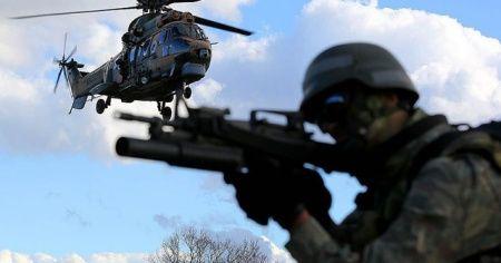 PKK'ya darbe üstüne darbe! 7 terörist öldürüldü