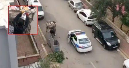Polislerden yürek ısıtan davranış