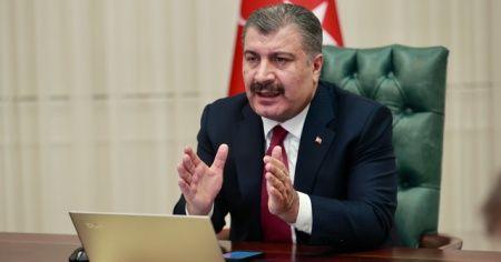 Sağlık Bakanı Koca: Aşılamada ikinci adım başlıyor