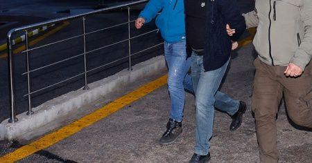 Savunma sanayi projelerini yabancı firma temsilcilerine aktaran şüpheli tutuklandı