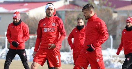Sivasspor, Kasımpaşa maçına hazır