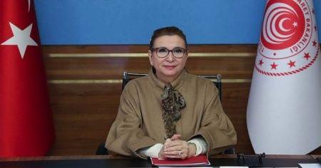 """Ticaret Bakanı Pekcan:""""Esnafa gelir kaybı desteği ödemeleri bugün itibariyle başladı"""""""