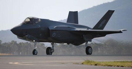 Trump, BAE'ye F-35 satışına onay verdi