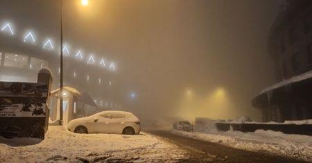 Uludağ'daki otelin 10 günlük faaliyeti durduruldu