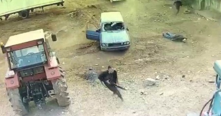 Üvey kardeşlerin silahlı kavgasında 13 gözaltına kararı