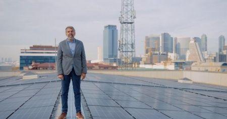 Vodafone, bulut müşterilerine yüzde 100 yenilenebilir enerjiyle servis verecek