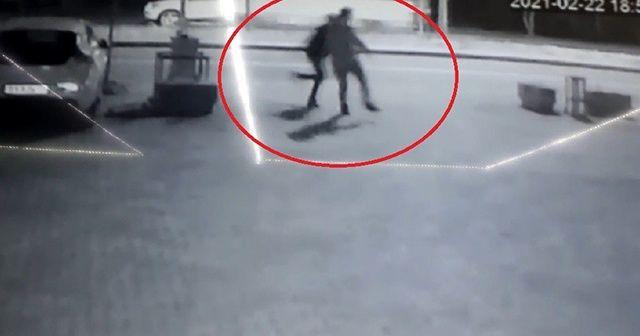 5 lira vermeyen güvenlik görevlisini bıçakladı
