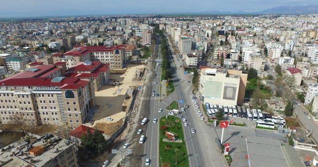 Adıyaman'da 38 ev karantinaya alındı