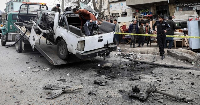 Afganistan'da art arda üç saldırı: 5 ölü, 2 yaralı