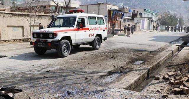 Afganistan'da bombalı saldırı: 1 ölü