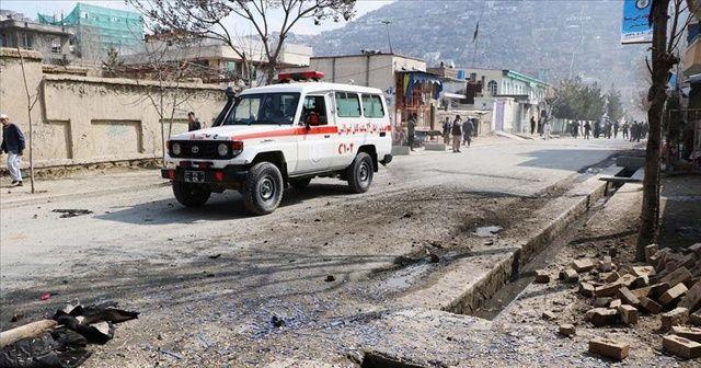 Afganistan'da bombalı saldırı: 1 polis öldü