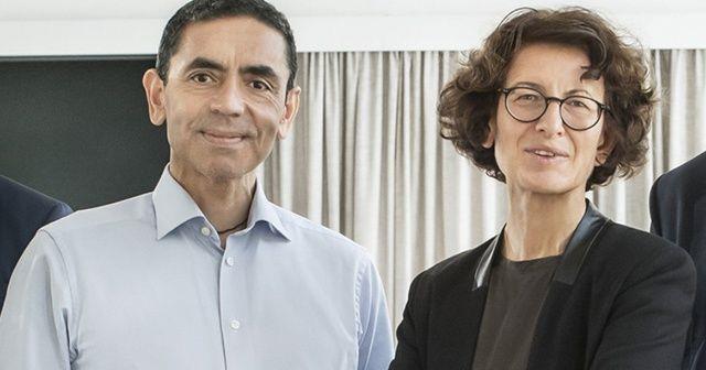 Almanya'dan aşıyı bulan Türk çifte liyakat nişanı