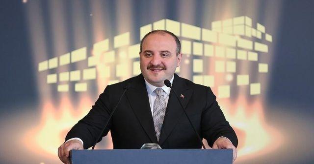 Bakan Varank: E-ticaret hacmi yüzde 93 gibi rekor bir artış gösterdi
