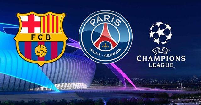 Barcelona PSG maçı canlı izle! Şifresiz veren kanallar hangileri?