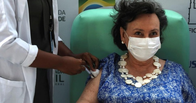 "Brezilya'da ""boş şırınga"" skandalı"