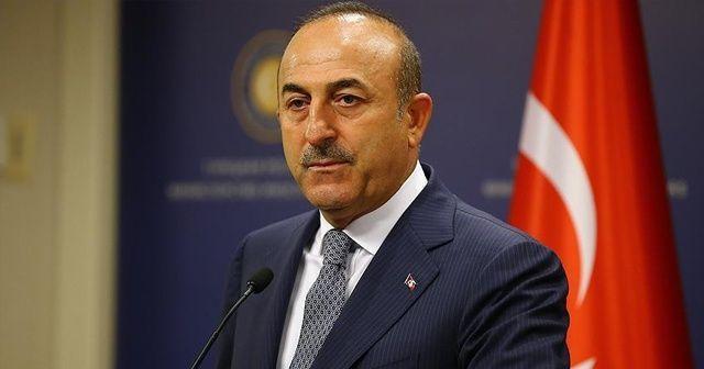 Çavuşoğlu, Rusya Dışişleri Bakanı Lavrov ile görüştü