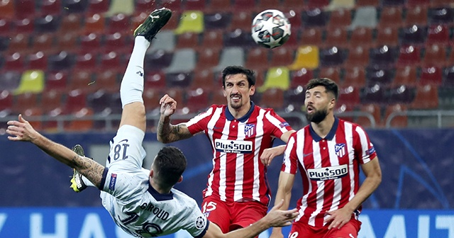 Chelsea, Atletico Madrid'i mağlup etti