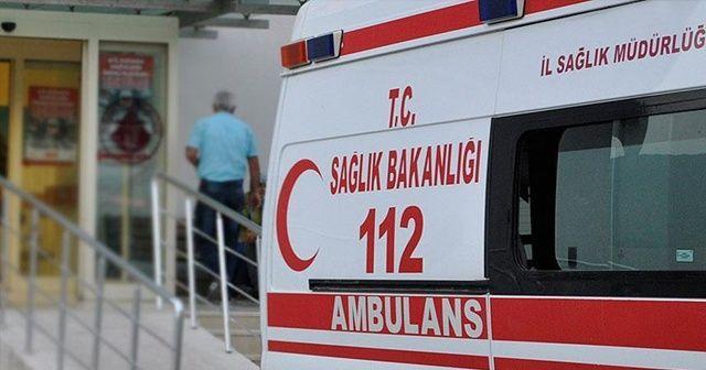 Cinnet geçirdi, eşi ve çocuklarını bıçakladı: 1 ölü, 3 yaralı