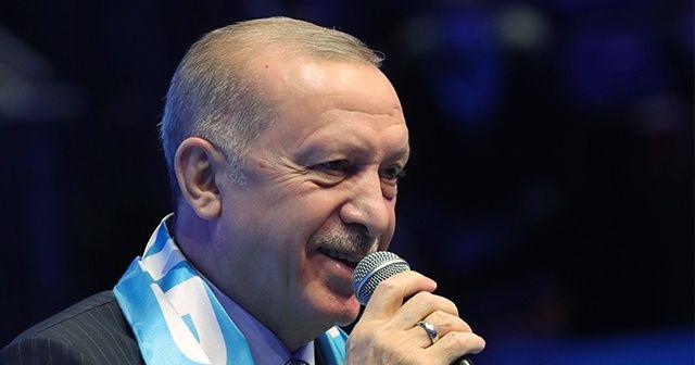 Cumhurbaşkanı Erdoğan 67 yaşında!